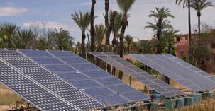 La Grande Bretagne s'engage pour l'énergie solaire en Afrique
