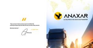 Le trafic routier au Togo et dans la sous-région connaît un nouvel acteur de taille : ANAXAR