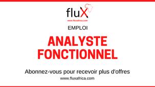 Emploi: [Urgent] Analyste Fonctionnel, profil transport et logistique