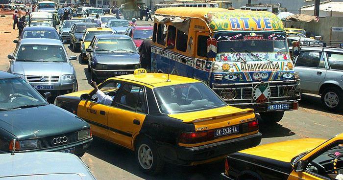 Dakar transport illustration Image : Aventure evasion