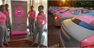 Femme & Mobilité: Un service de taxis 100 % féminin en RDC