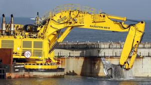 Logistique: Le bassin du port de Douala fait sa toilette avec de nouvelles dragues !