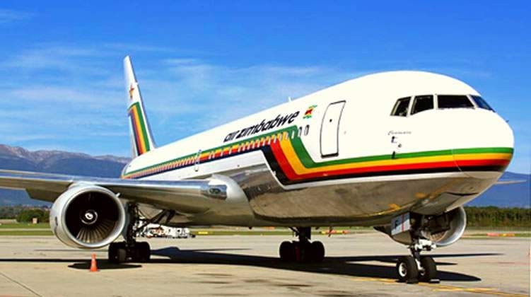 Air Zimbabwe Flux Africa