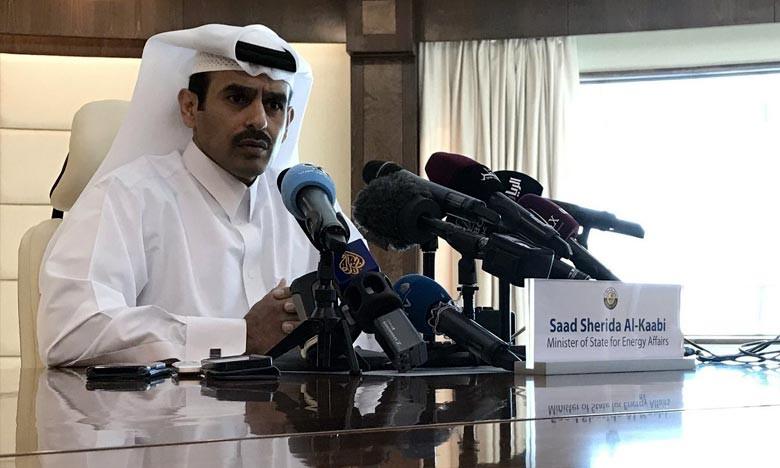Ministre de l'Energie Qatar . Image maroc.ma