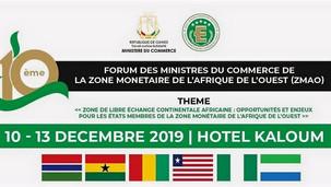 Commerce: Le commerce au sein de la Zone Monétaire de l'Afrique de l'Ouest en débat à Conakry