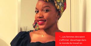 Logistique au féminin: Aglaé IBING invite les femmes à s'affirmer davantage dans le secteur