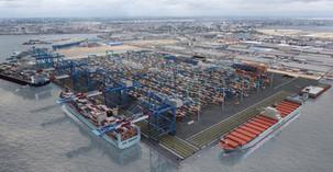 Port d'Abidjan: Lancement des travaux du second Terminal à Conteneur