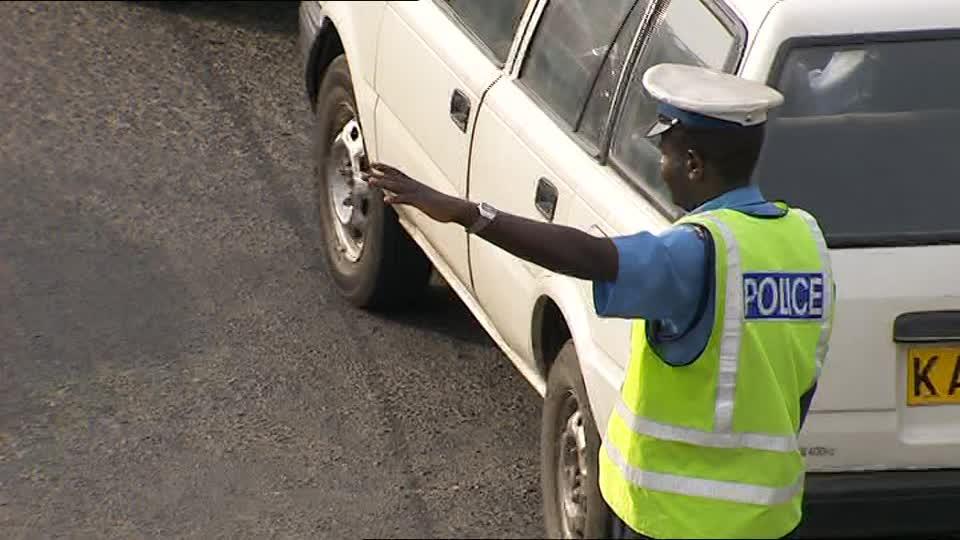 Police Kenya / Source Framepool