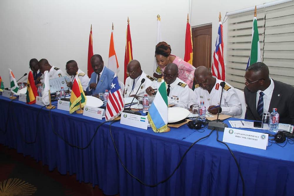 Maritim security ECOWAS CEDEAO / Image: Economic Community of West African States(ECOWAS)