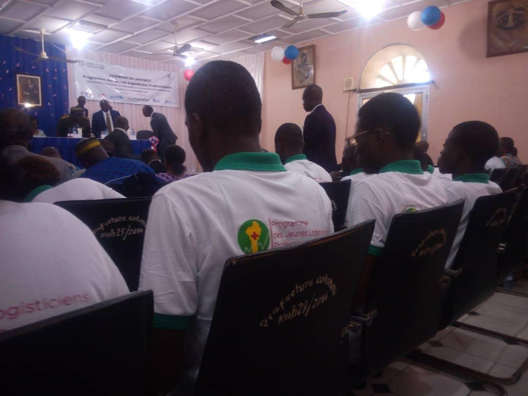 Programme Jeunes logisticiens Bénin