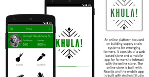 Innovation: Khula, une nouvelle application mobile conçue pour les  agriculteurs Sud-Africains
