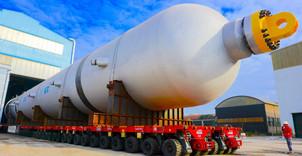 Industrie: La raffinerie Dangote acquiert l'un des plus grands réacteurs catalytiques de régénér
