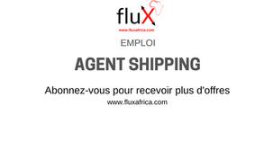 Emploi : Agent Shipping, Côte d'Ivoire