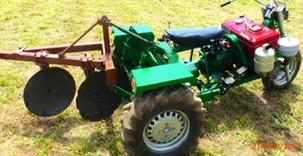 Innovation: Tryctor, le mini-tracteur Nigérian qui va révolutionner l'agriculture en Afrique