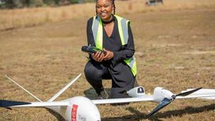 Logistique: L'Afrique du Sud lance le transport de sang par drone.