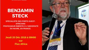 Interview : Entretien exclusif avec Benjamin Steck, l'Africain du Havre