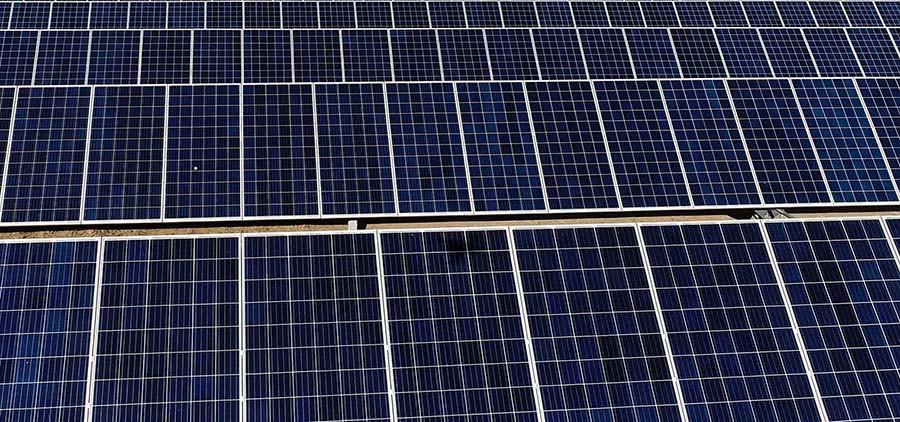 illustration énergie solaire