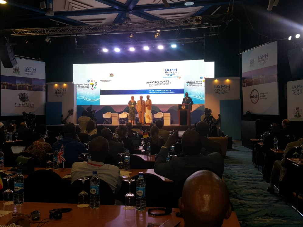 1ere Conférence IAPH ports africains