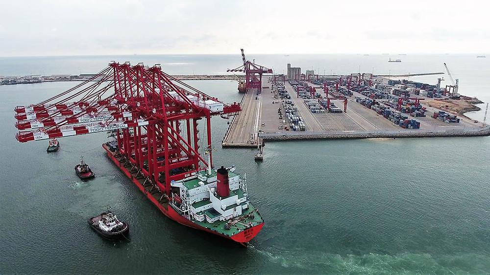 Image: Bolloré Transport & Logistics
