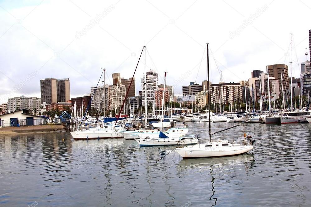 Durban Port - Crédit ; Deposit photo
