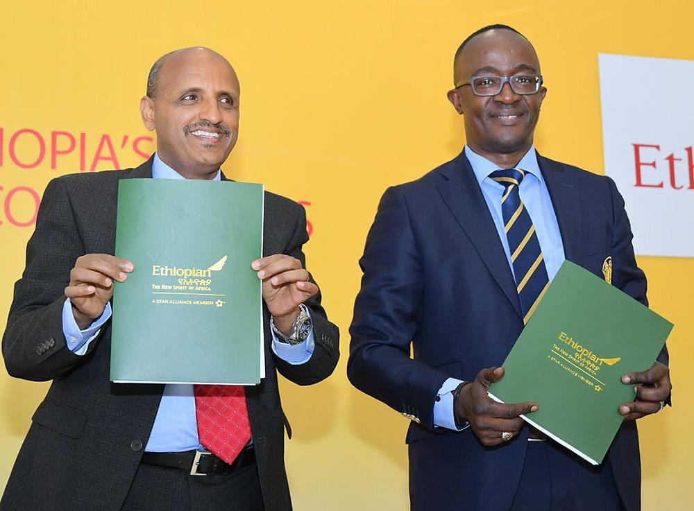 DHL et Ethiopian Airlines créent Jointventure - source image air cargo news
