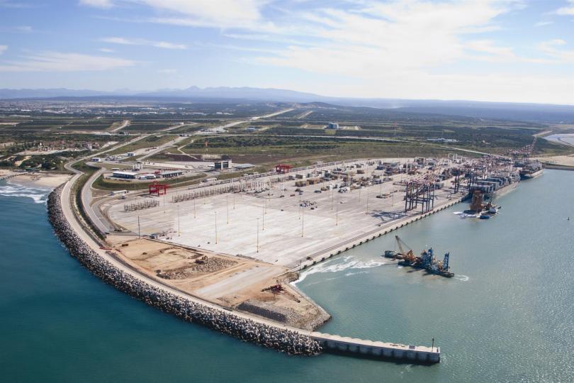 Port de Nacala / Image : Macauhub
