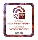 Day tour provider licence