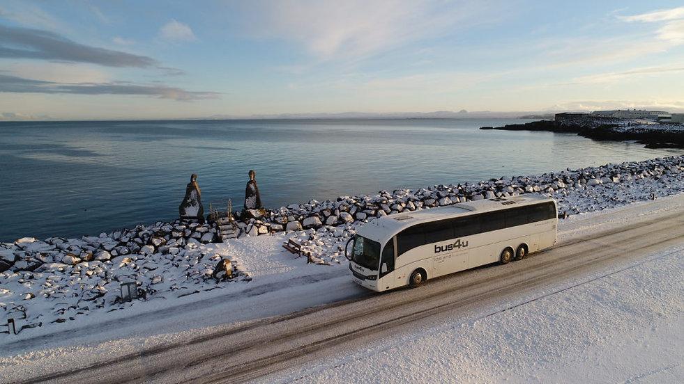 Bus4u Iceland bus service Iceland
