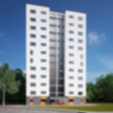 IMG01 - The Haybridge Tower Block - Mi-P