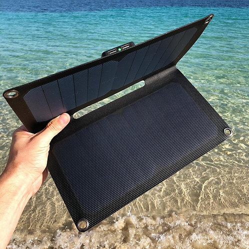Solar USB Phone Charger