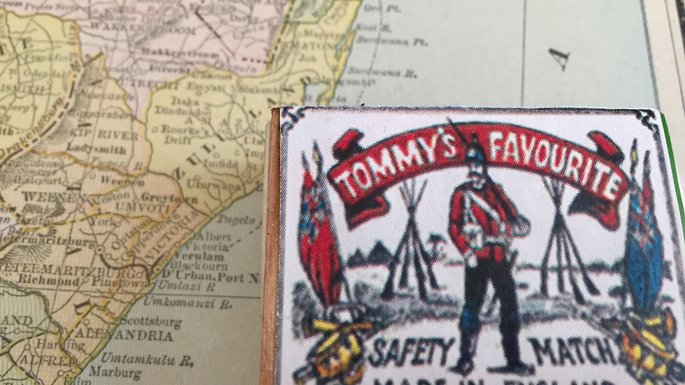 Tommy's Favourite Matches - The Great War