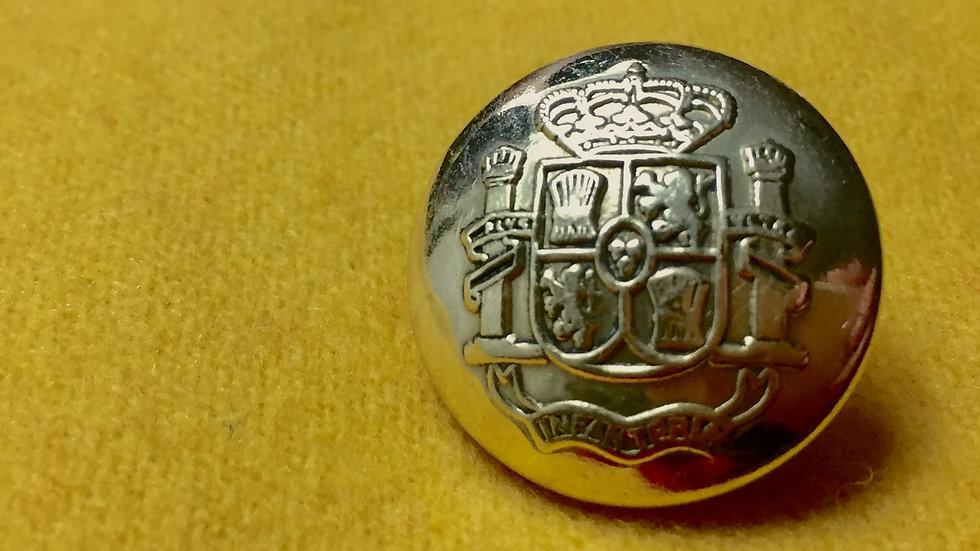 Coat Button - Spanish Infanteria