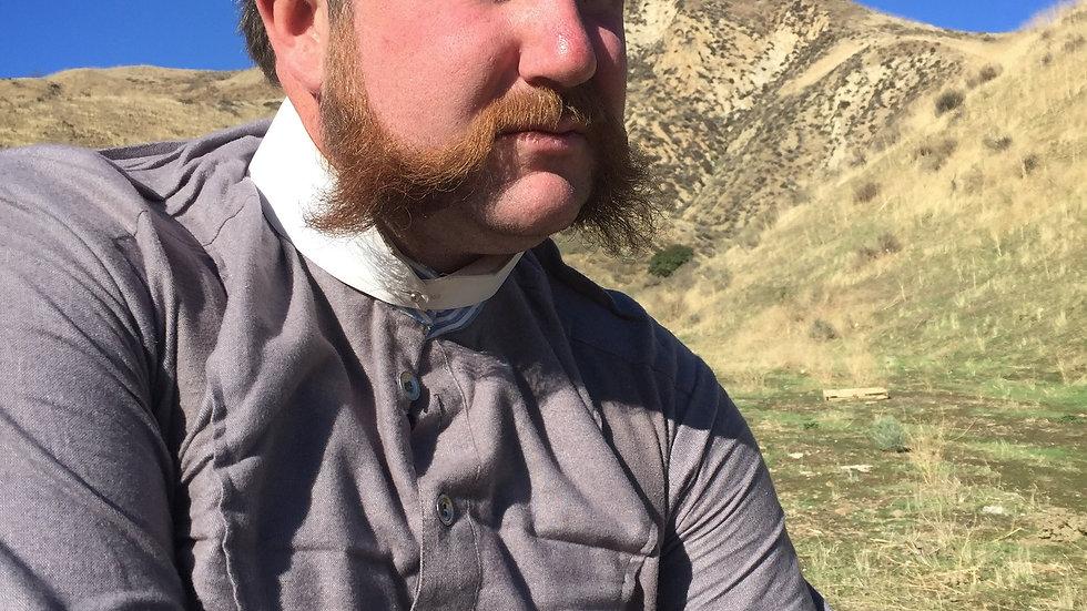 Victorian Grayback Shirt