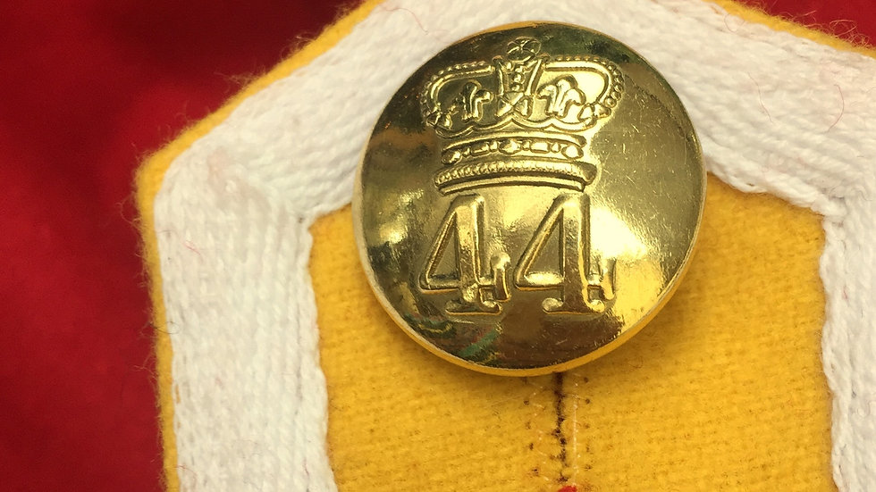 44th Regiment of Foot - British Army Uniform Buttons