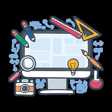 REV Marketing Designing your website