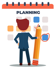 REV Marketing Planning and execution