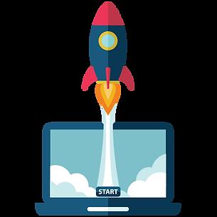 REV Marketing Launching the website