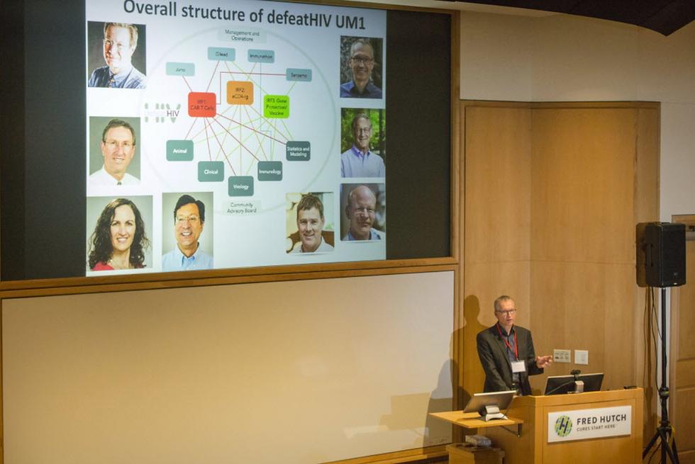 Hans-Peter Kiem defeatHIV Team Overview