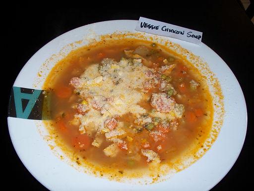 Straciatella Soup