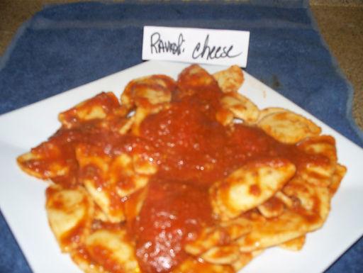Tortellini or Ravioli or Gnocchi
