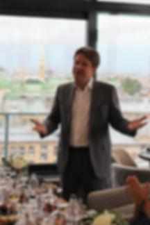 Андрей Ткачев генеральный директор отеля