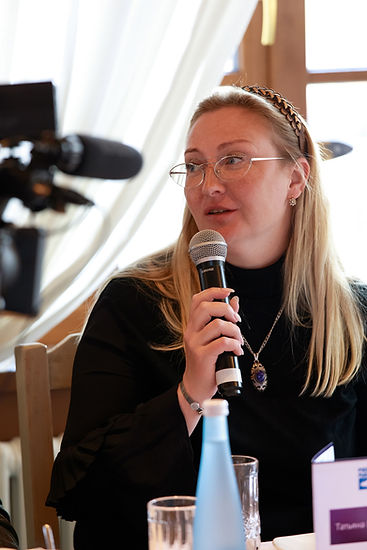 Татьяна Шарапова, создатель PRO Sommelier, Horeca UP в Русской рыбалке.jpg