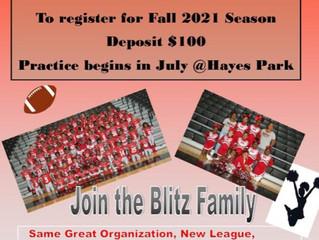 Join the Blitz Family