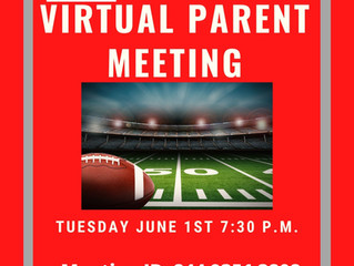 Virtual Parent Meeting - Please Join Us