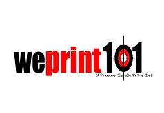 WE PRINT 101