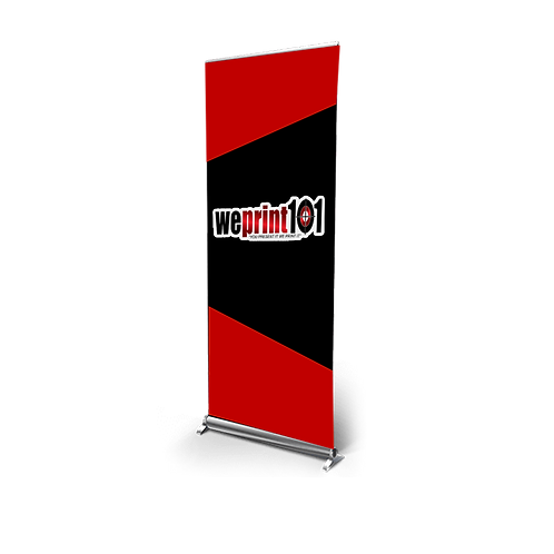 Retractable Banner & Stand