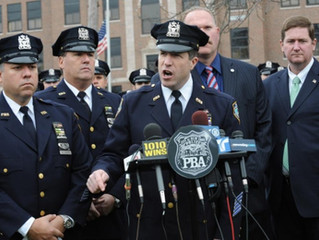 NYPD PBA, With Gratitude