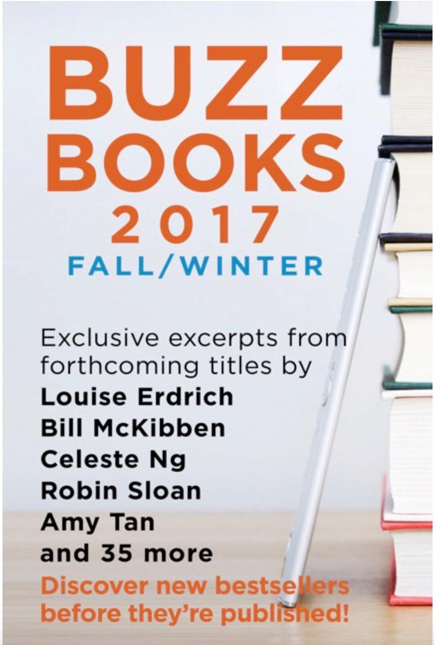 Book Buzz Excerpt