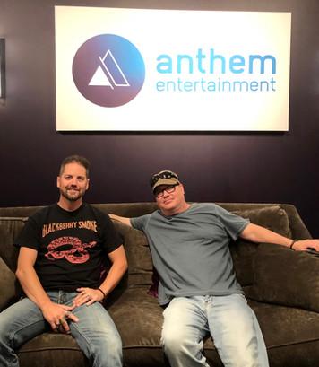 Sunset Sinners at Anthem Entertainment Nashville