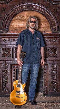 Sunset Sinners Lead Guitarist Chris
